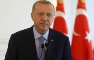 Erdoğan: Afganistan'daki gelişmeler ve göçle...