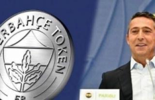 Fenerbahçe, token ön satış sürecinden elde edilen...