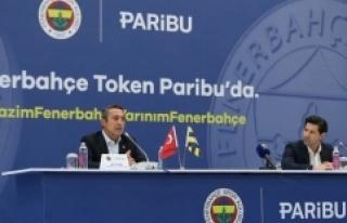 Fenerbahçe Token tanıtıldı… Ali Koç: Tarihi...