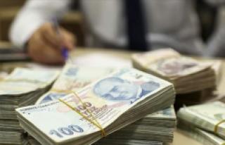 Merkezi yönetim brüt borç stoku 2,3 trilyon lira