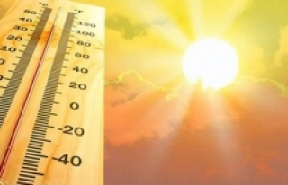 Meteoroloji'den Marmara Bölgesi için sıcak hava...