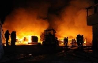 TSB, yangın hasar bilançosunu açıkladı