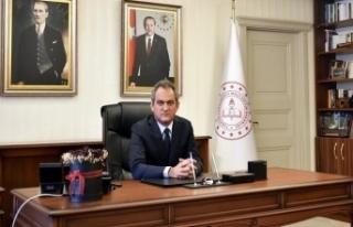 Bakan Özer: Okulları artık kapalı tutma lüksümüz...