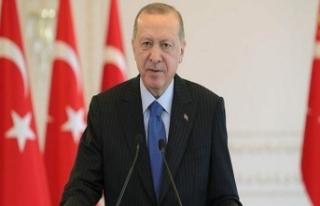 Cumhurbaşkanı Erdoğan'dan kira ve gıda fiyatlarına...