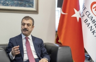 Merkez Bankası Başkanı Kavcıoğlu 'çekirdek...
