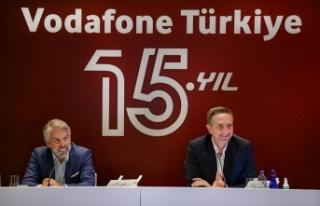 Vodafone'un Türkiye ekonomisine katkısı 334 milyar...