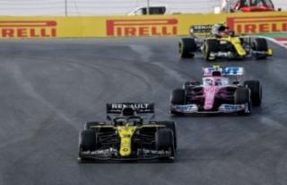 Formula 1 Türkiye Grand Prix'sinde kazanan isim...
