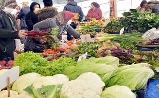 Tarım ÜFE martta aylık bazda yüzde 2,52 arttı