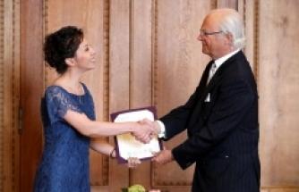 İsveç'te 'Kraliyet Hanedanı' ödülünü Türk akademisyen kazandı