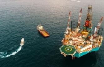 'Türkiye'nin Akdeniz'deki sondaj faaliyetleri egemenlik göstergesi'