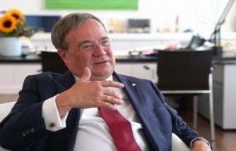 Almanya'da başbakan adayı Laschet'ten Türkiye açıklaması