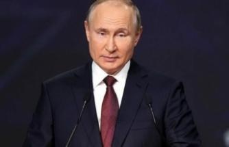 Rusya Devlet Başkanı Putin, Kovid-19 nedeniyle kendini izolasyona aldı