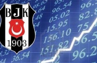 Beşiktaş, borsa liginde yatırımcısını uçurdu