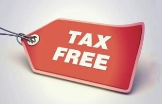 Tax free'de toparlanma dört yıl sürecek