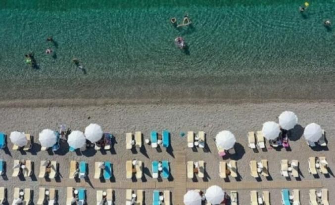 Turizm gelirinde sert düşüş