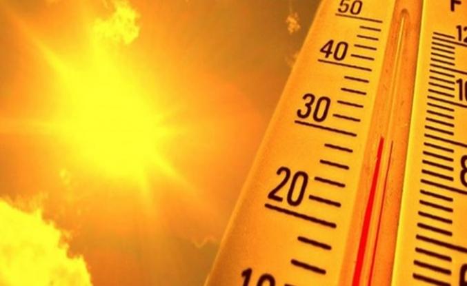 Hava sıcaklıkları artıyor