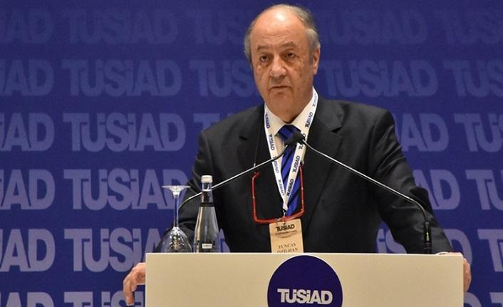 TÜSİAD YİK Başkanı Özilhan: Merkez Bankası bağımsızlığı tartışma dışı olmalı
